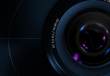 camera lens photography abstract background wallpapers