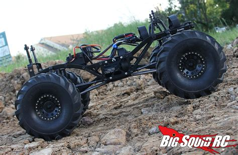 monster truck videos in mud axial scx10 mud truck conversion part one 171 big squid rc