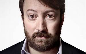 Comedian David Mitchell | Bath | Events | Topping ...