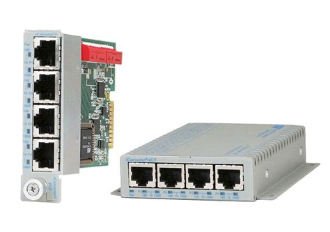 Port Gigabit Switch Ethernet Vlan Module