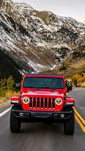 Jeep-Wrangler-On-Road-USA-iPhone-Wallpaper - iPhone Wallpapers
