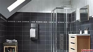frise carrelage 1 cm With carrelage adhesif salle de bain avec led 94 cm