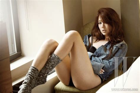 na young jeon bikini yoon eun hye sexiest photos 2014 asian showbiz
