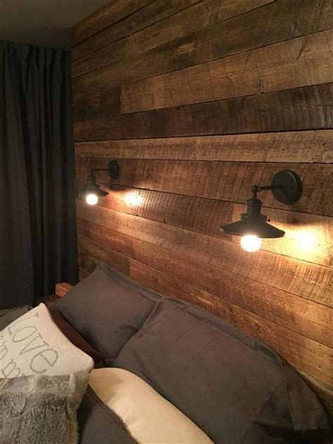 wooden headboard best 25 wall headboard ideas on rustic wood
