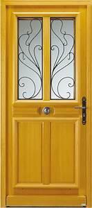 porte entree bois pas cher 28 images porte d entr 233 With tapis de souris personnalisé avec canapé chesterfield cuir marron
