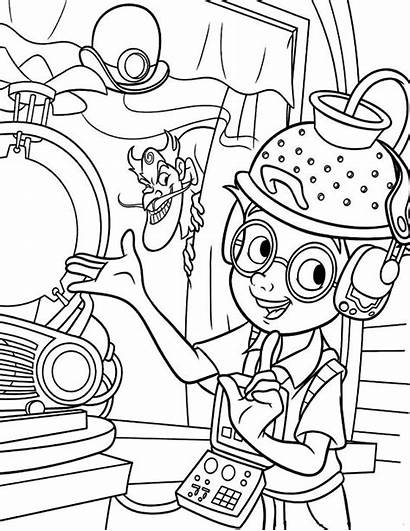 Robinsons Disney Dibujos Kleurplaten Descubriendo Kleurplaat Colorear