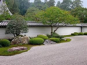 Japanischer Garten PflanzenZen Garten Anlegen Die