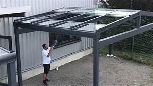 Terrassenschiebedach schiebedach terrassenuberdachung for Terrassenüberdachung schiebedach