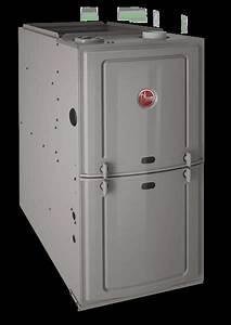 Rheem 75 000 Btu Natural Gas Furnace For Central Air 7502677524757