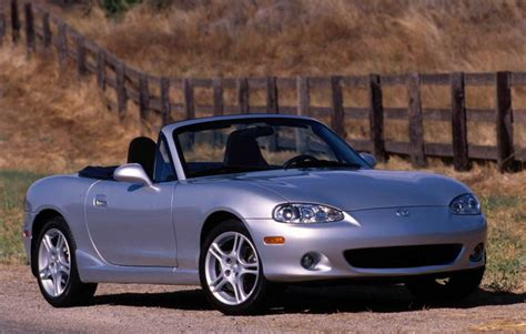 mazdaspeed cars 1998 2005 mazdaspeed mx 5 miata review top speed