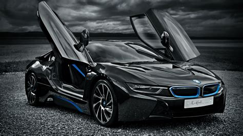 bmw supercar black bmw i8 black latest auto car