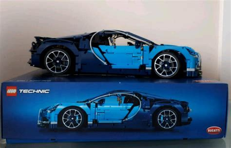It contains 3,599 pieces and retails for $349.99 and is the second 1:8 scale ultimate technic supercar with the first being t. LEGO Technic 42083 Bugatti Chiron | in Aberdeen | Gumtree