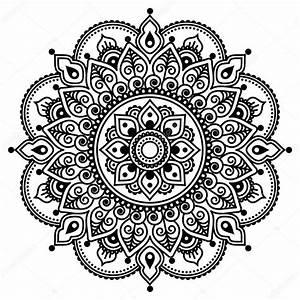 Henna Muster Schablone : mehndi indische henna t towierung muster oder hintergrund stockvektor redkoala 72513185 ~ Frokenaadalensverden.com Haus und Dekorationen