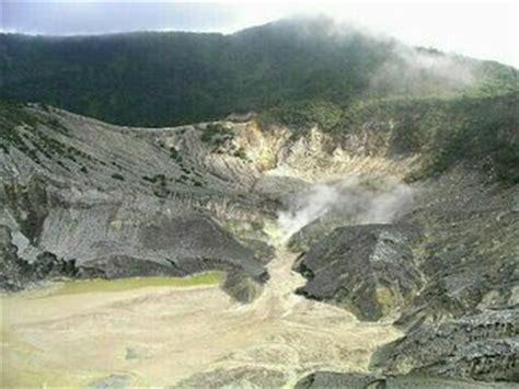 gunung tangkuban perahu provinsi jawa barat budaya