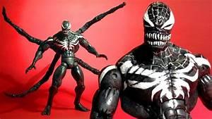 SUPERIOR VENOM Marvel Legends Custom Action Figure - YouTube