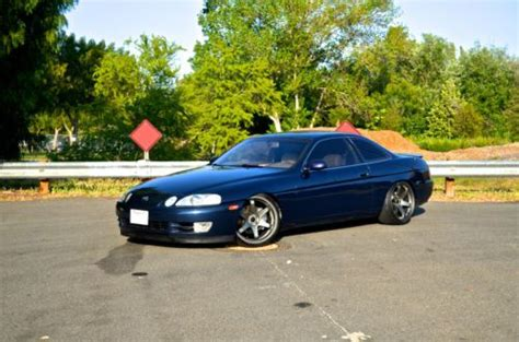 lexus sc400 lowered buy used 1995 lexus sc400 base coupe 2 door 4 0l in san