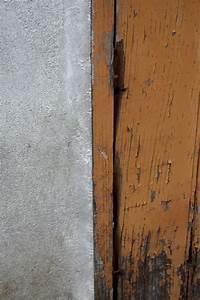 Reparer Grosse Fissure Mur Exterieur : r parer une porte et un mur ext rieur fissur diy family ~ Melissatoandfro.com Idées de Décoration