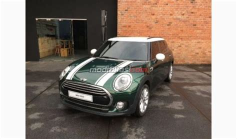 Modifikasi Mini Cooper Clubman by 2015 Mini Cooper Clubman 1 5 At