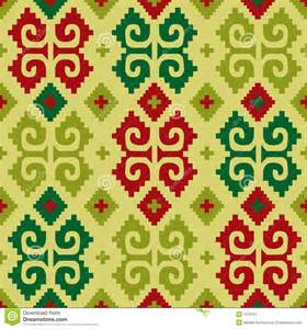 Bright Mexican Patterns