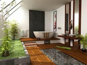 Feng Shui Einrichten : gro es feng shui badezimmer die wohnung nach feng shui einrichten 26 kreative ideen ideen ~ Indierocktalk.com Haus und Dekorationen