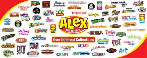 About Us Alexbrandscom