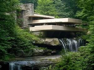 Frank Lloyd Wright Homes Frank Lloyd Wright Waterfall