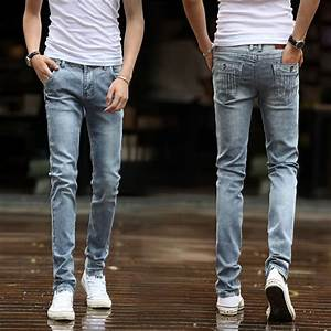 Free Shipping Men's jeans /fashion and slim fit classic ...