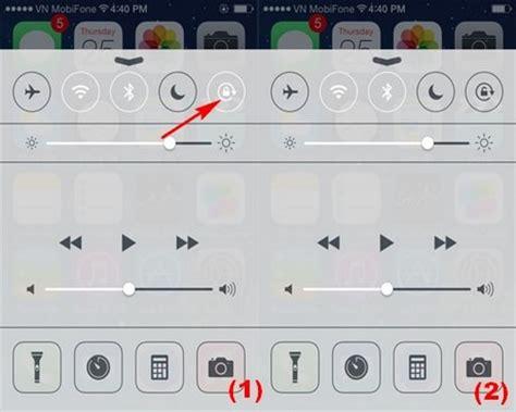 screen rotation iphone 5 rotate iphone screen turn screen rotation lock iphone