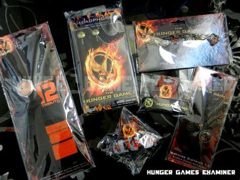 neca hunger games figures  merchandise revealed