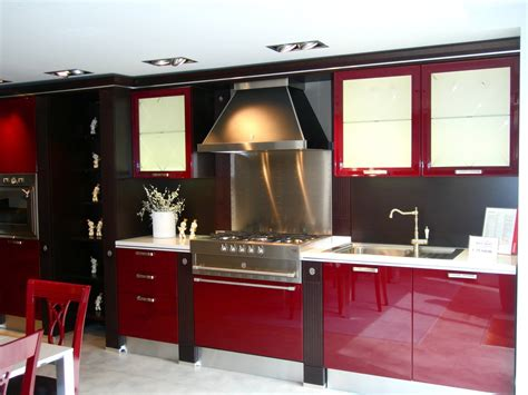 cucina scavolini rossa scavolini baccarat rossa cucine a prezzi scontati