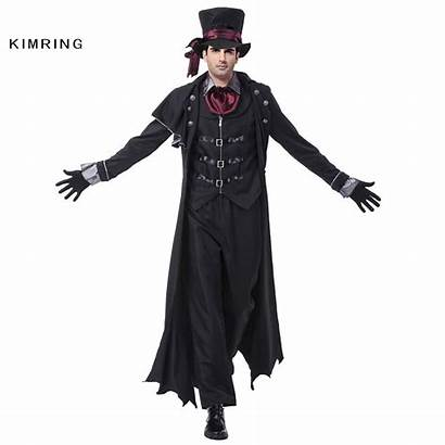 Vampire Cosplay Halloween Costume Gothic Masquerade Adult