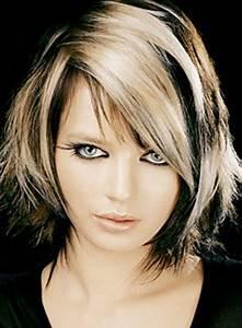 Coupe Cheveux Longs Femme : coupe de cheveux pour cheveux mi long femme ~ Dallasstarsshop.com Idées de Décoration
