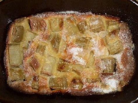 fr3 recette cuisine le clafoutis à la rhubarbe un dessert gourmand