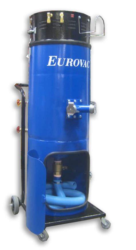 eurovac ii wet mix dust collector