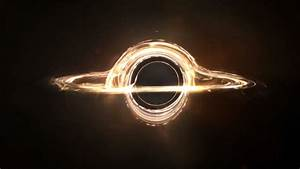 Interstellar Black Hole Wallpaper - Pics about space