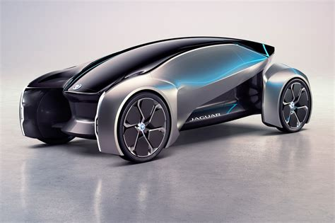 Jaguar Future-type Concept At 2017 Frankfurt Motor Show