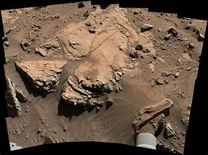 Sandstone Target 'Windjana' May Be Next Martian Drilling ...