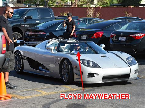 koenigsegg ccxr trevita mayweather floyd mayweather looking to sell 4 7 million supercar