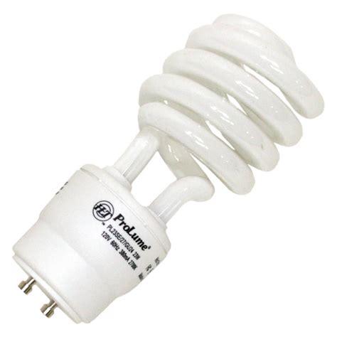 twist and lock light bulb halco 46518 cfl23 27 gu24 twist style twist and lock