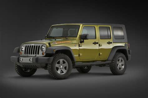 2010 Jeep Wrangler Mountain Edition