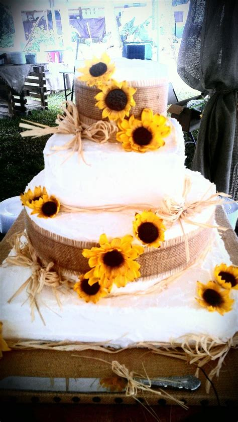 17 Best Images About Sunflower Wedding On Pinterest