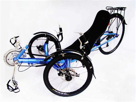 New Trivortech 900r Recumbent Race Trike Exercise Bike