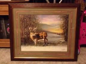 home interior deer pictures home interior deer picture ebay