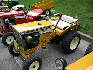 Allis Chalmers B 10 Garden Tractor Parts