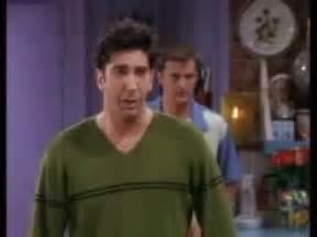 Ross Friends Fine by Me