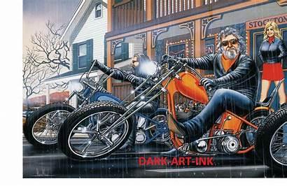 Mann David Easyriders Rider Easy Dave Biker