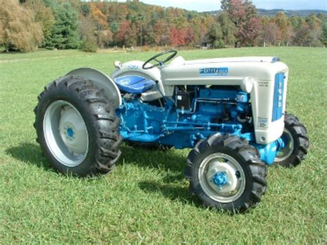 1963 ford 4000 with elenco 4x4 2012 10 tractor shed