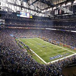 Redskins Seating Chart View Lions Ford Field Seat View