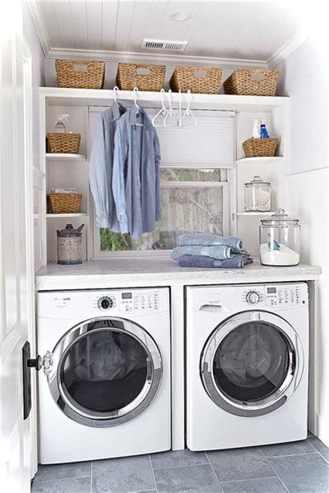 Laundry Room Design Ideas For Small Spaces by Laundry Room Decor Ideas For Small Spaces Small House Decor