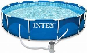 Pool Auf Rechnung : intex pool set mit kartuschenfilteranlage 457x84 cm ~ Themetempest.com Abrechnung